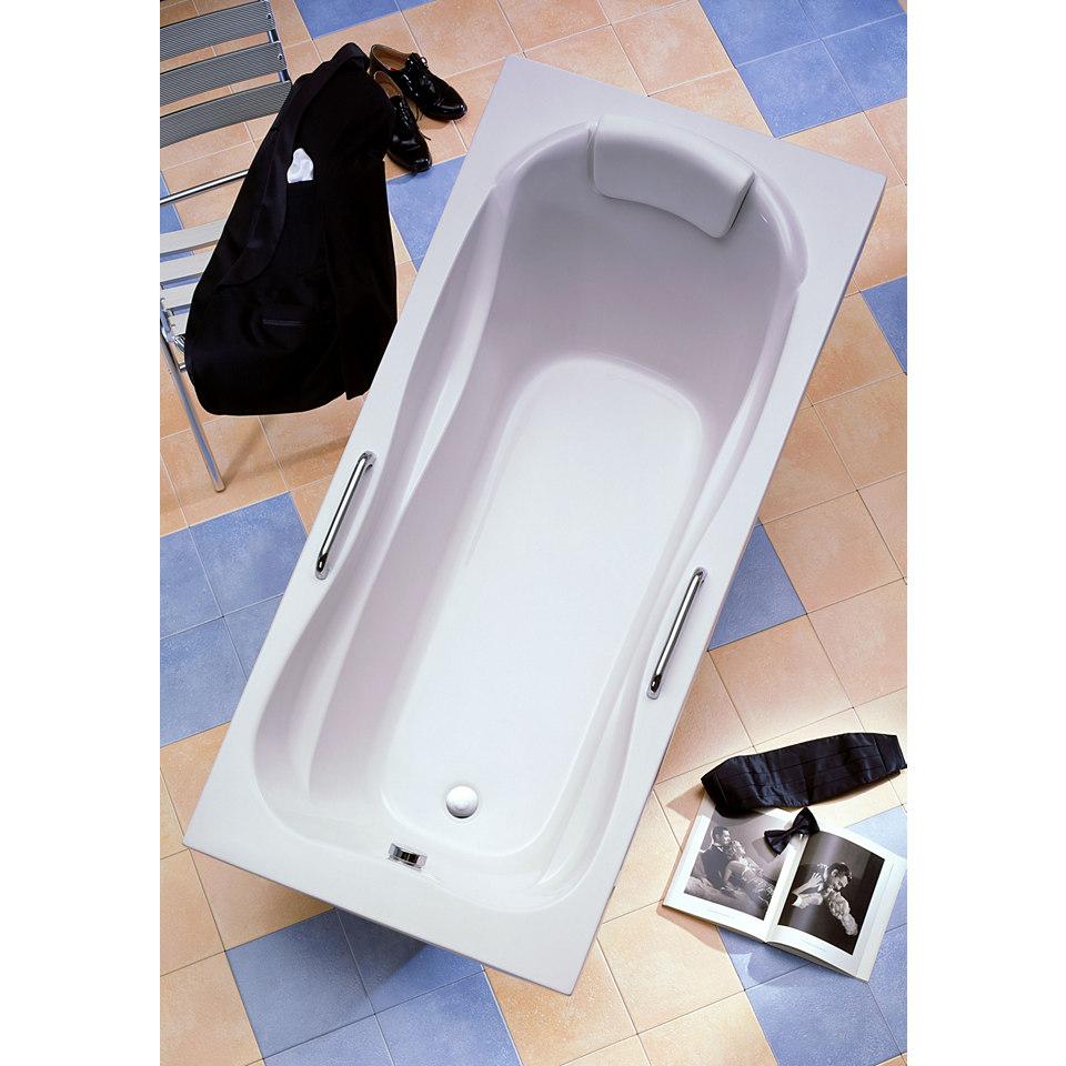 Komplett-Set: Komfort-Badewanne mit Wannenträger