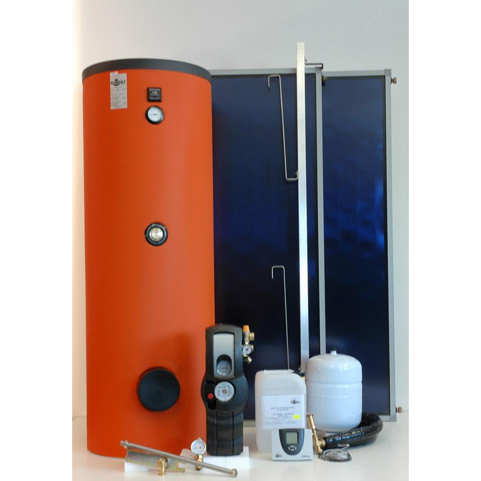 Komplett-Solaranlage �SUNone 5�