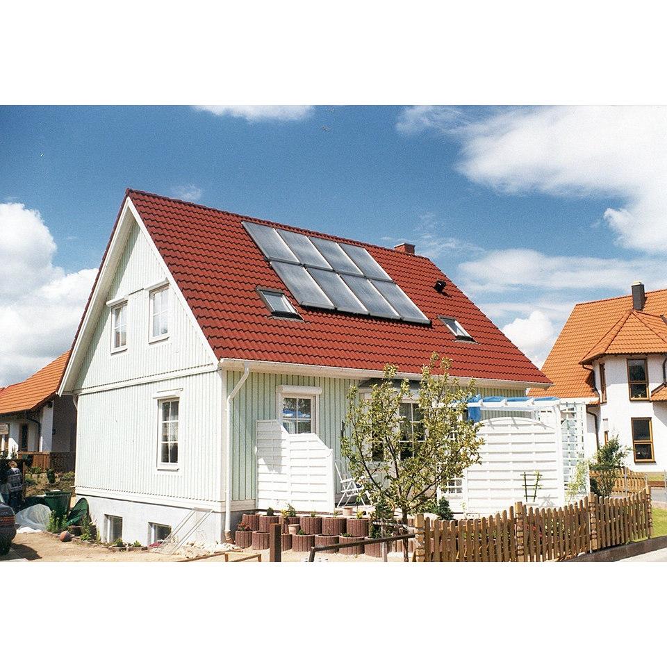 Komplett-Solaranlage �SUNone HZ/F�