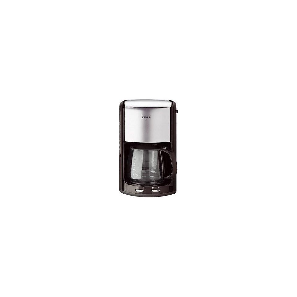 Krups Kaffeemaschine �ProAroma Plus F MD3 44�, Glaskanne, chrom