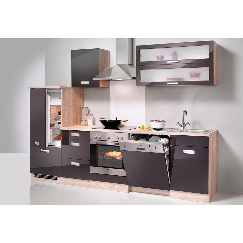 Küchenblock »Fulda«, Breite: 280 cm