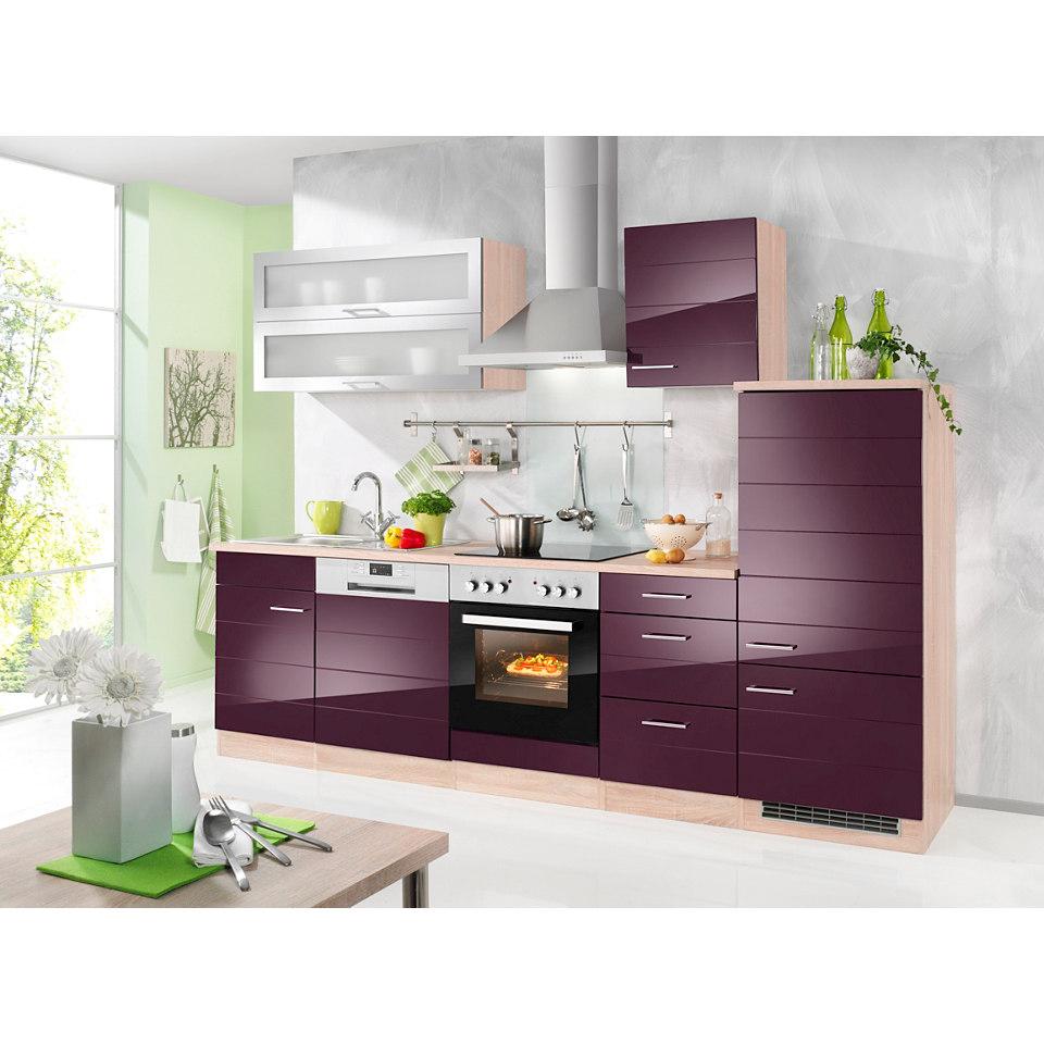 Küchenleerblock »Emden«, Breite 280 cm