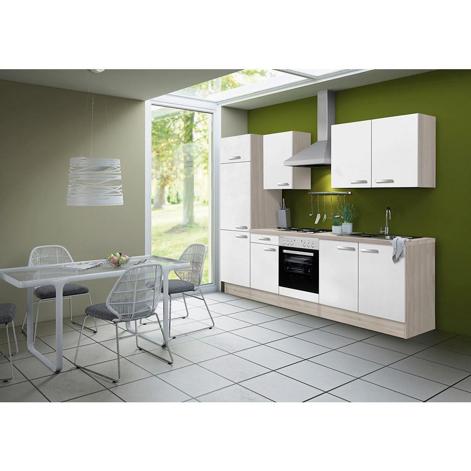 Küchenleerzeile Skagen, Breite 270 cm