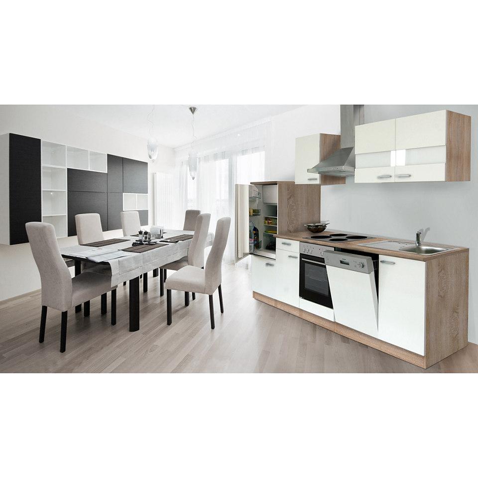 Küchenzeile »Anna«, Breite 280 cm, Set 1