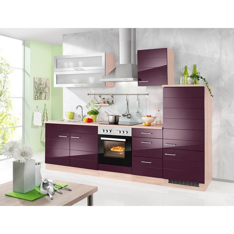 Küchenzeile »Emden«, Breite 270 cm