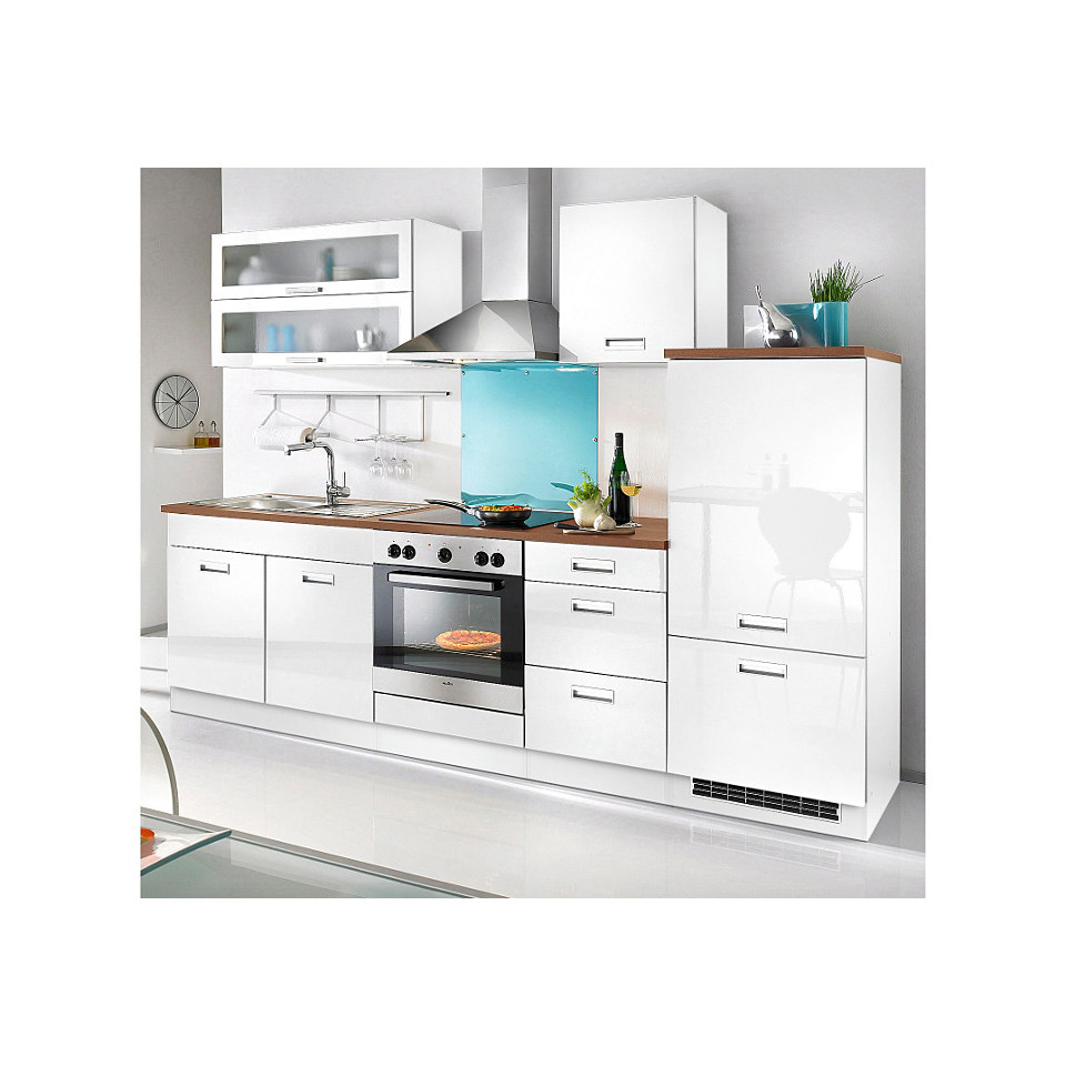Küchenzeile »Fulda«, 270 cm , inkl. Elektrogeräte