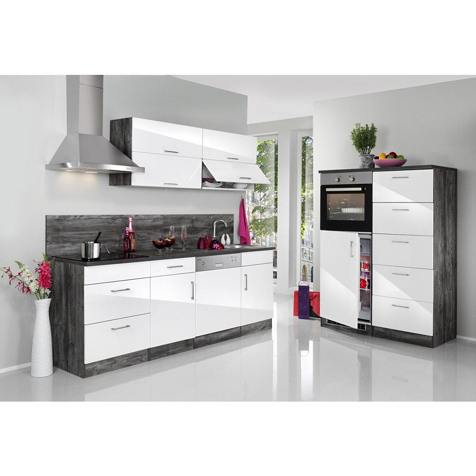 Berühmt Küchenzeile 220 Cm Mit Elektrogeräten Zeitgenössisch ...