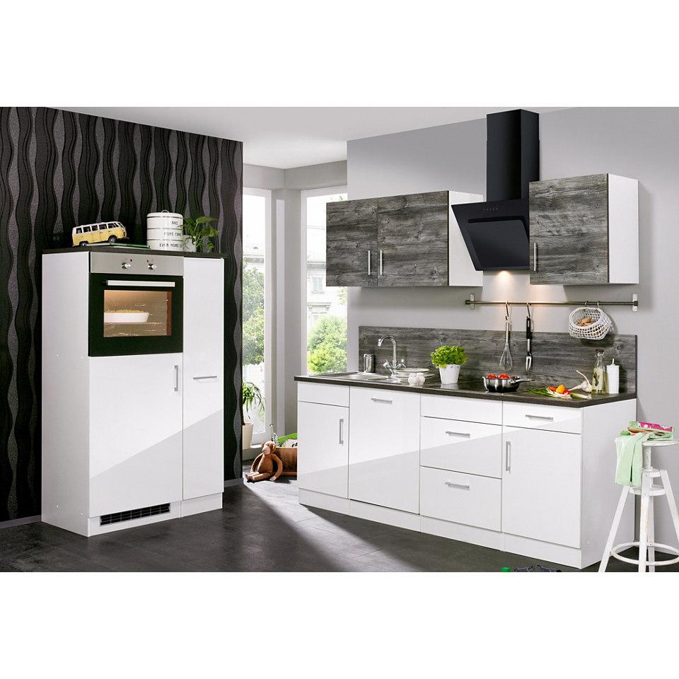 Küchenzeile Philadelphia, Breite 310 cm