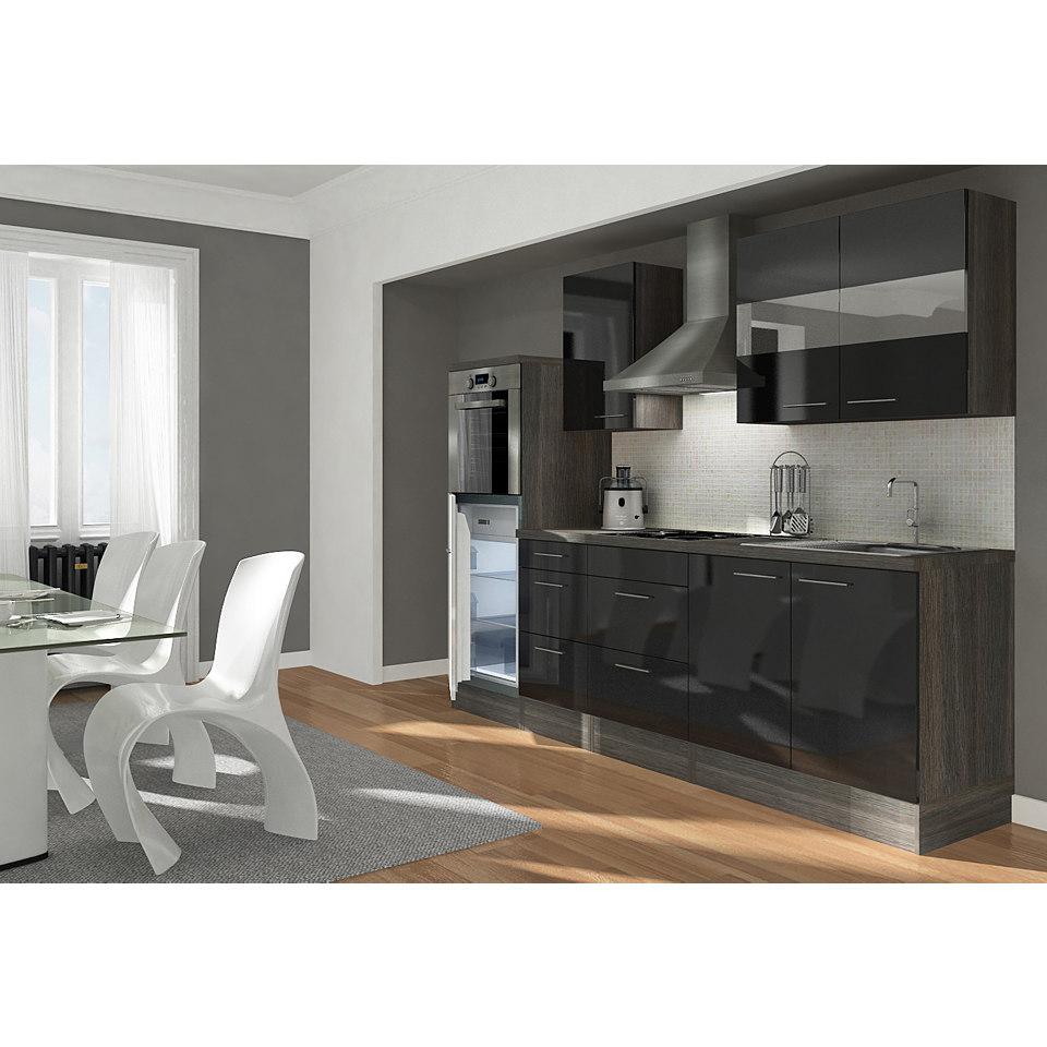 Küchenzeile »Premium«, Breite 270 cm