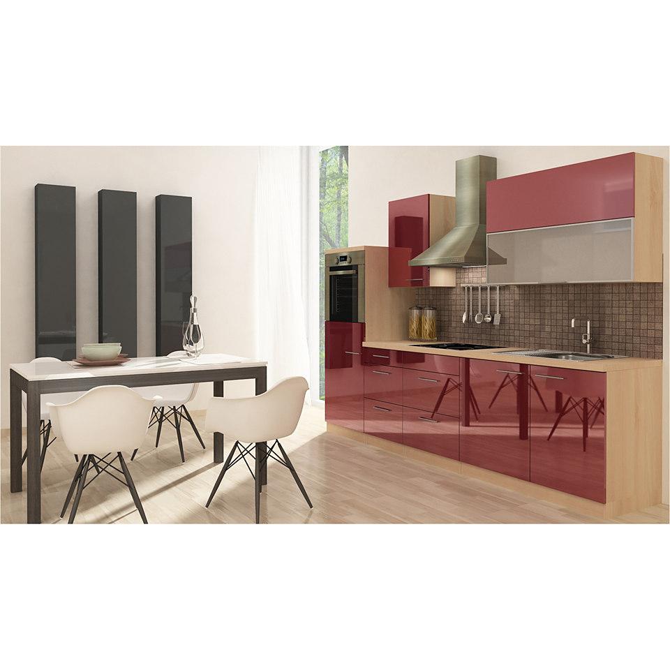 Küchenzeile »Premium«, Breite 280 cm