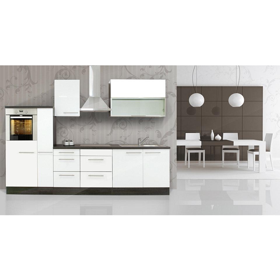 Küchenzeile »Premium«, Breite 310 cm