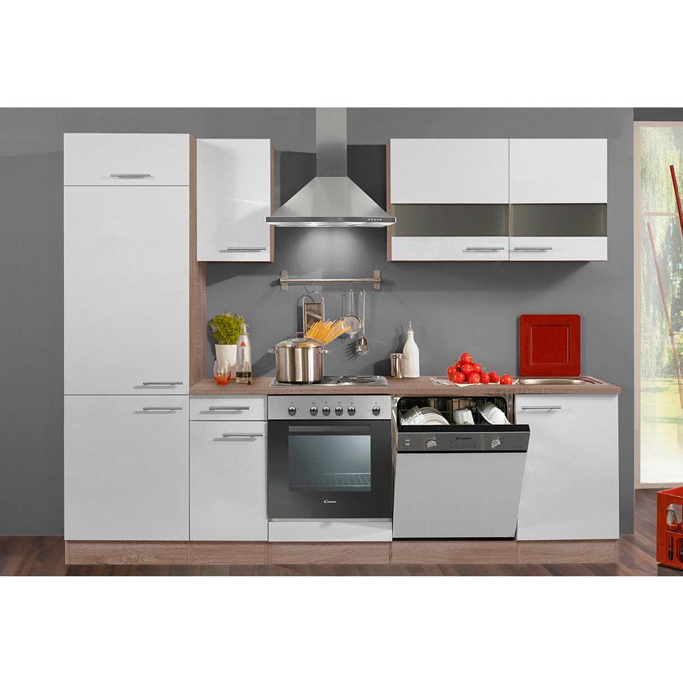 Küchenzeile »Rabat«, Breite 270 cm, ohne E-Geräte, Set 2