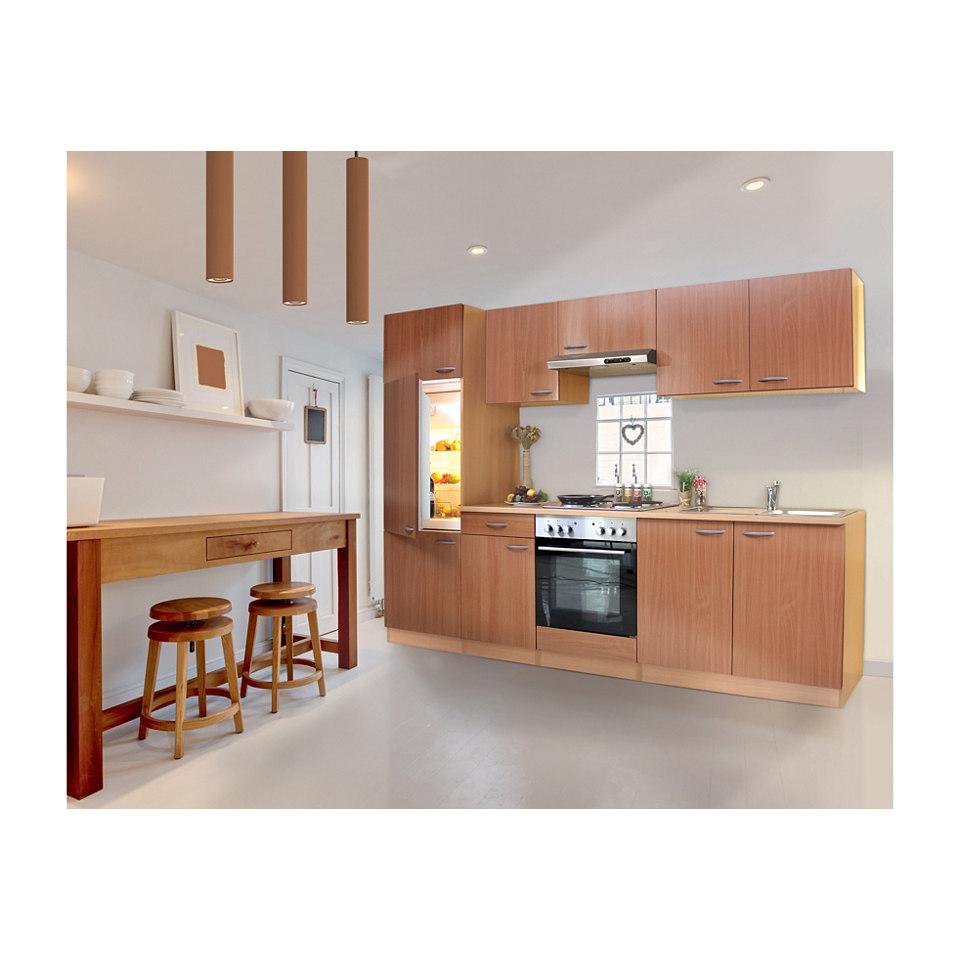 Küchenzeile Respekta Basic, Breite 270 cm