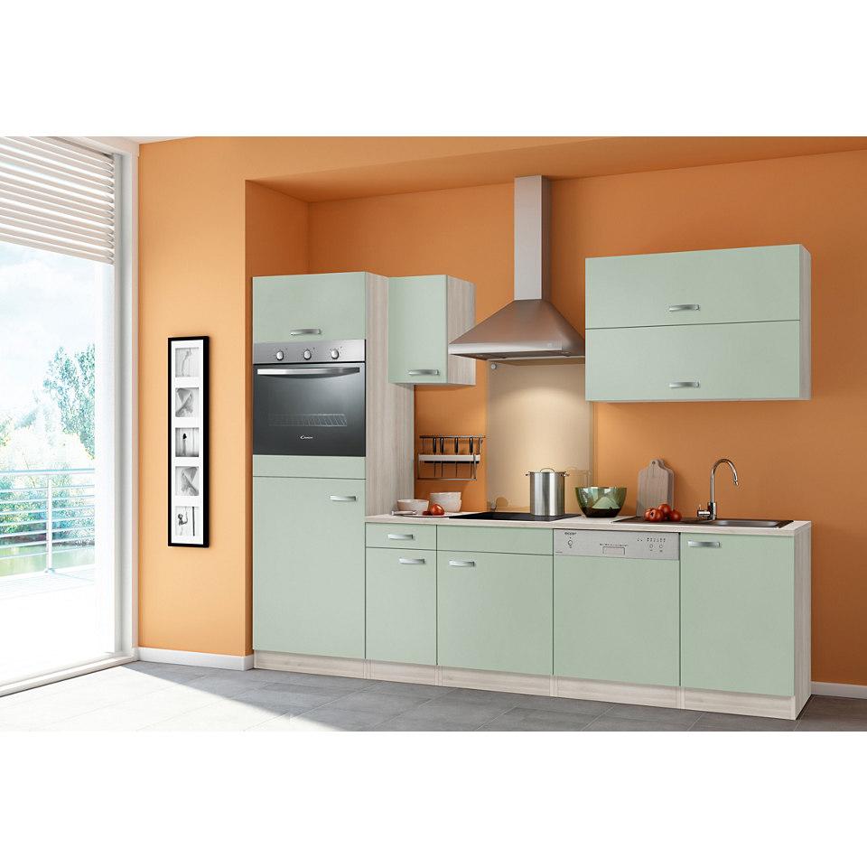 Küchenzeile »Skagen«, Breite 270 cm, inkl. Elektrogeräte , Set 2