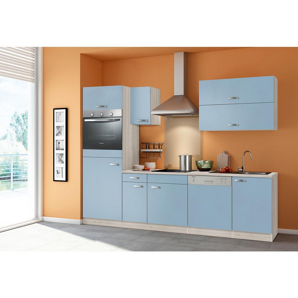 Küchenzeile Skagen, Breite 270 cm, ohne Elektrogeräte, Set 2