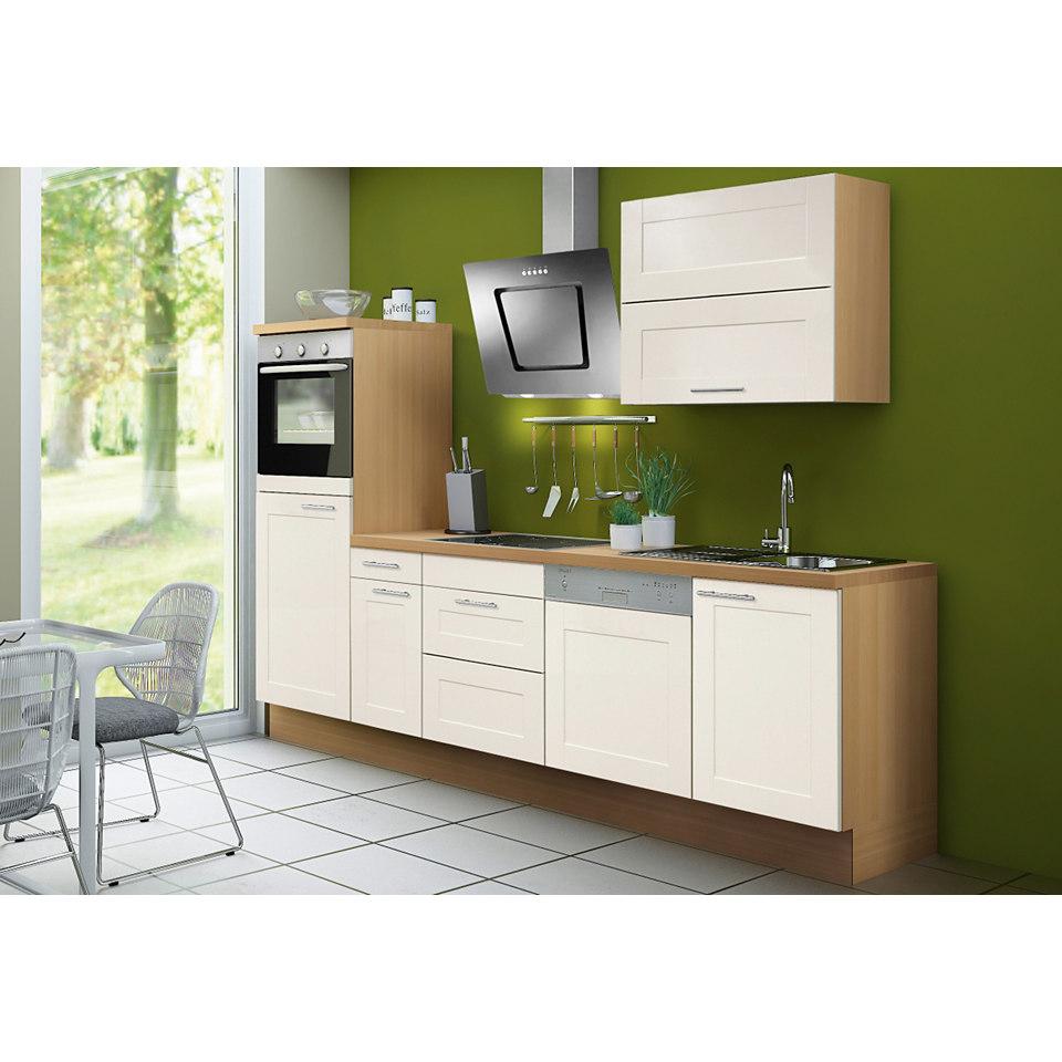 Küchenzeile Steen, inkl. E-Geräte, Breite 270 cm - Set 2