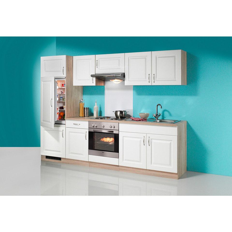 Küchenzeile »Tilda« Set A: Breite 270 cm, mit Elektrogeräten