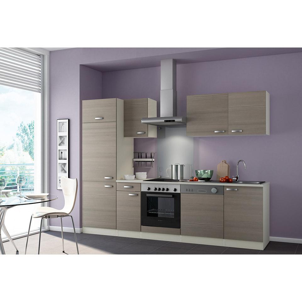 Küchenzeile »Vigo«, Breite 210 cm, inkl. Elektrogeräte, Set 2