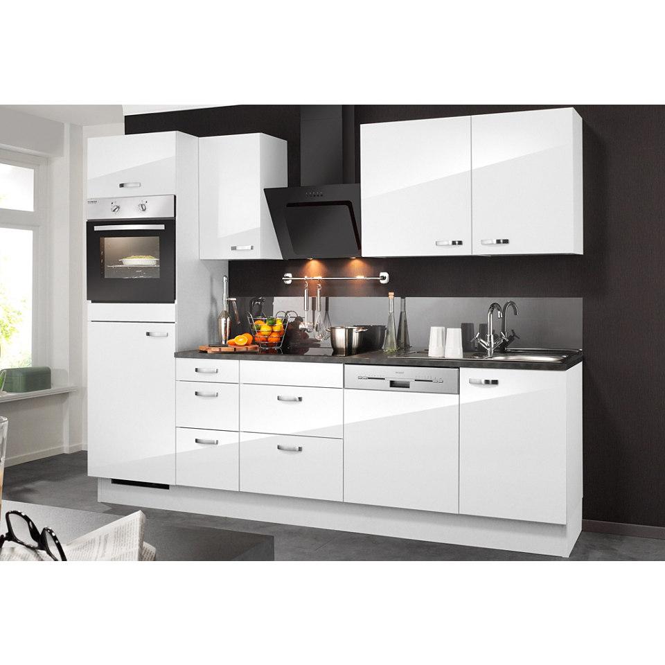 Küchenzeile, inkl. Elektrogeräte »OLE«, Breite 270 cm Set 2