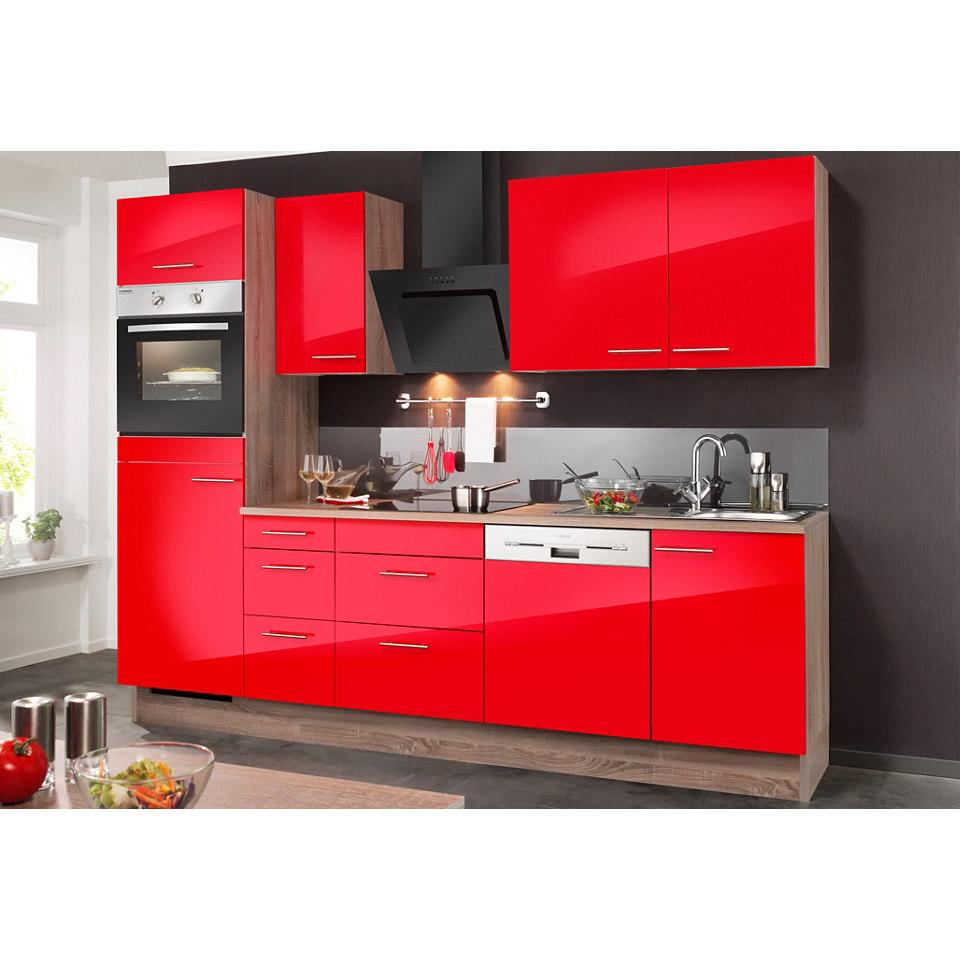 Küchenzeile, ohne Elektrogeräte »KNUD«, Breite 270 cm Set 2