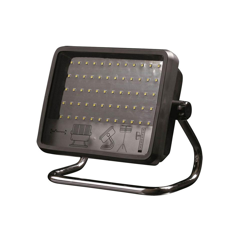 Kunststoff-Arbeitsleuchte 40 W mit 80 SMD-LEDs