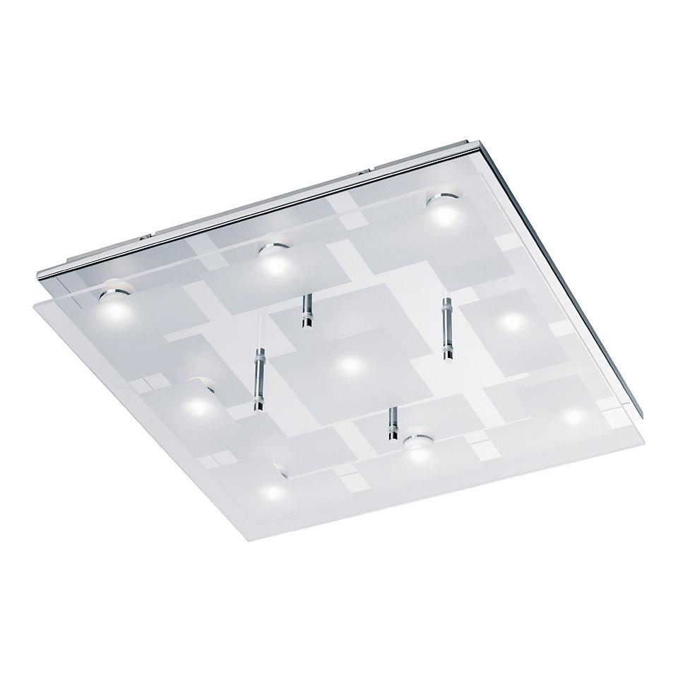 LED-Deckenlampe, Paul Neuhaus, »CHIRON« (9flg.)