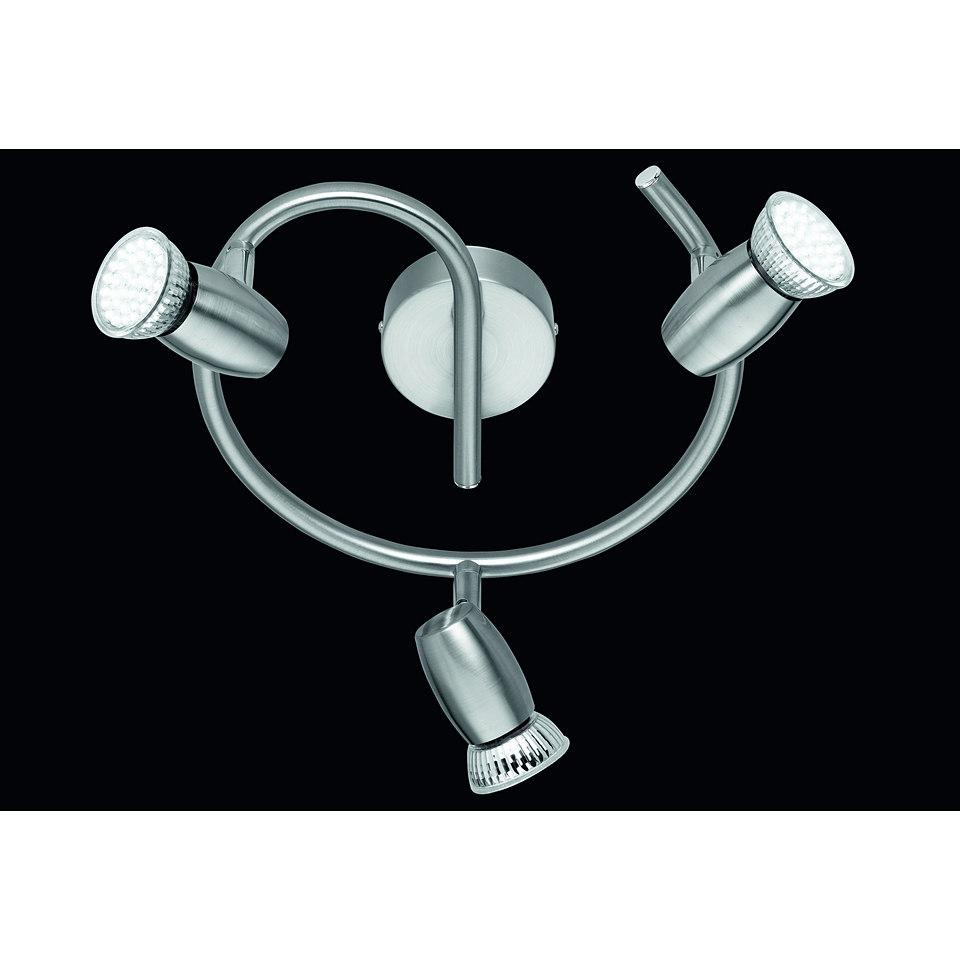 LED-Deckenlampe �SPOT�, 3-flg., Trio