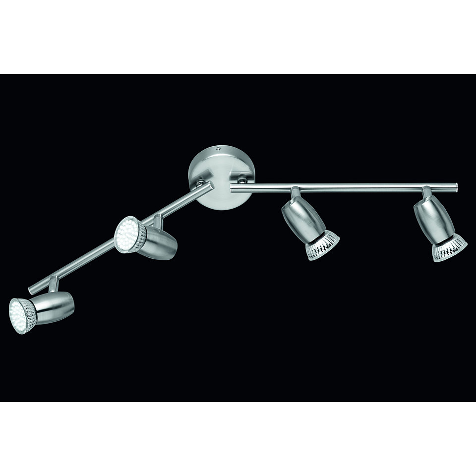 LED-Deckenlampe »SPOT«, 4-flg., Trio