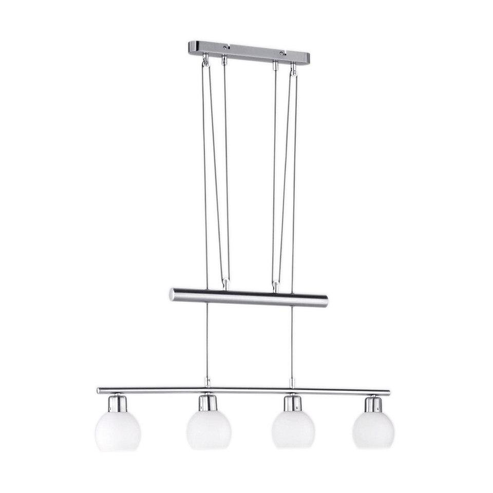 LED-JoJo-Pendellampe (4flg.)