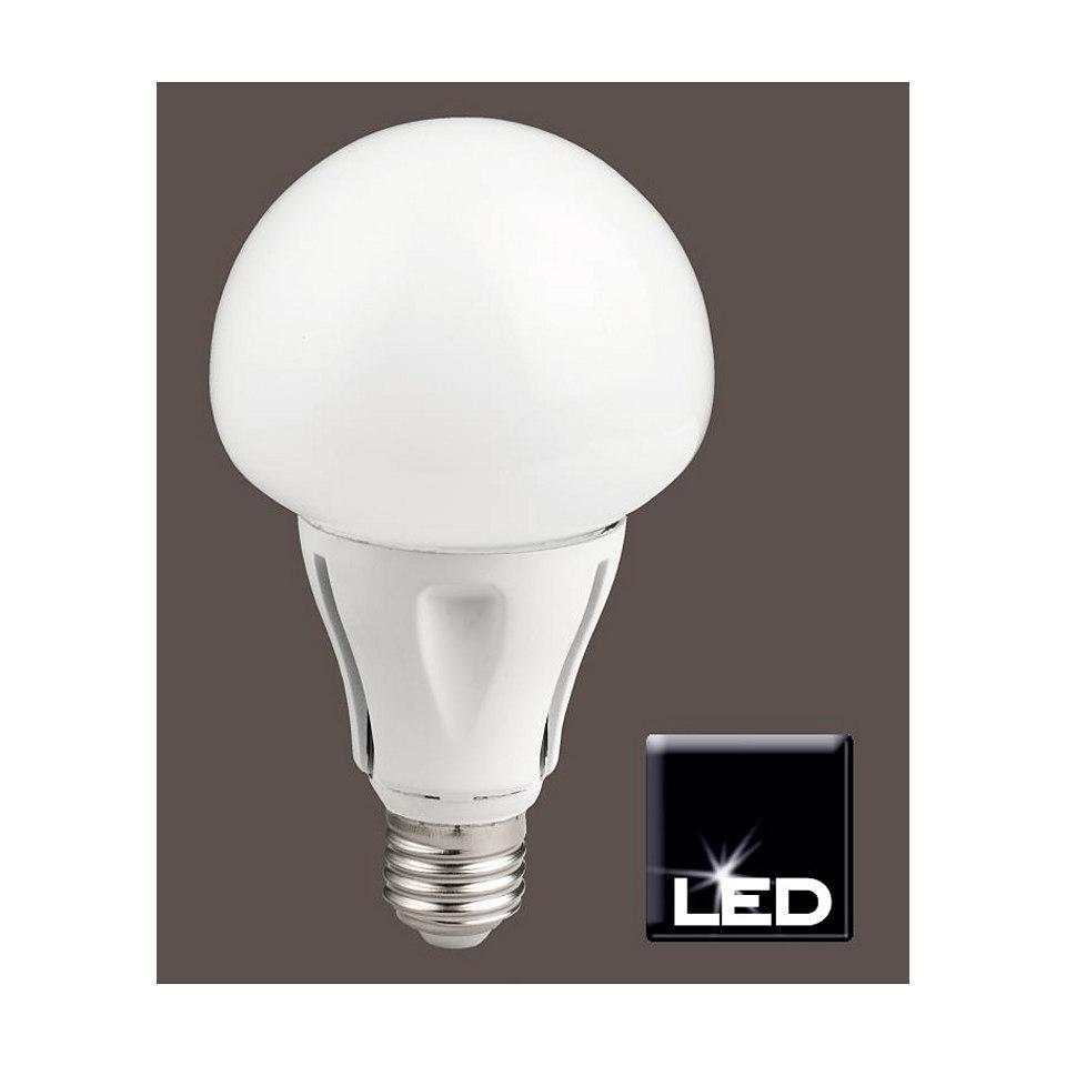 LED-Leuchtmittel, Trio, �E27/Globe�, 10 Watt, dimmbar