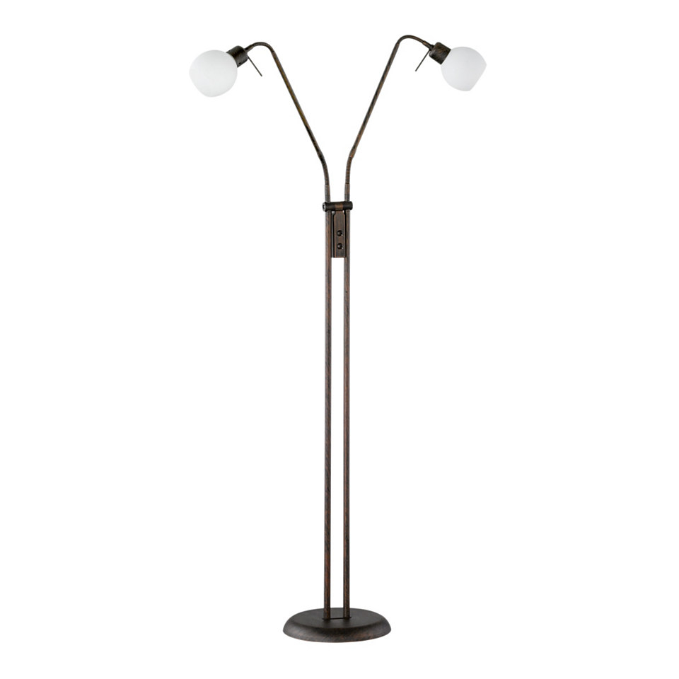 LED-Stehlampe, Trio