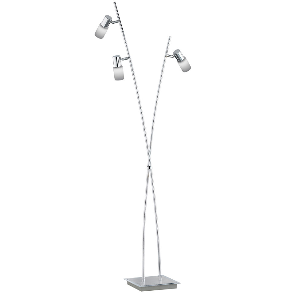 LED-Stehlampe, Trio