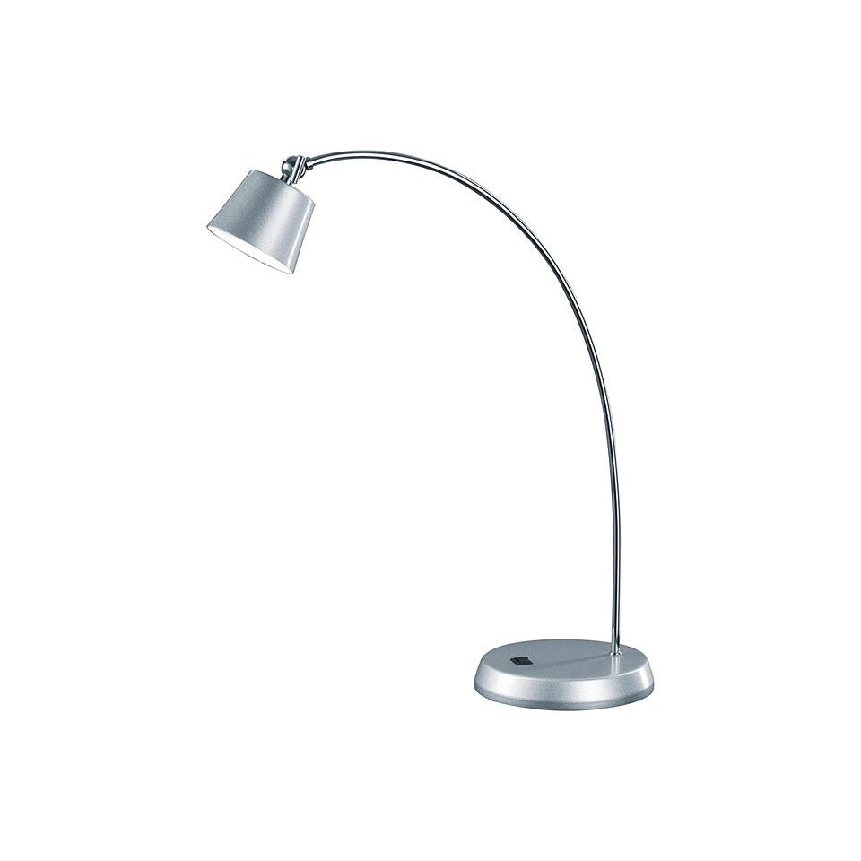 LED-Tischlampe Trio. Inkl. Lampen der EEK A, Lampen können nicht ausgetauscht werden.