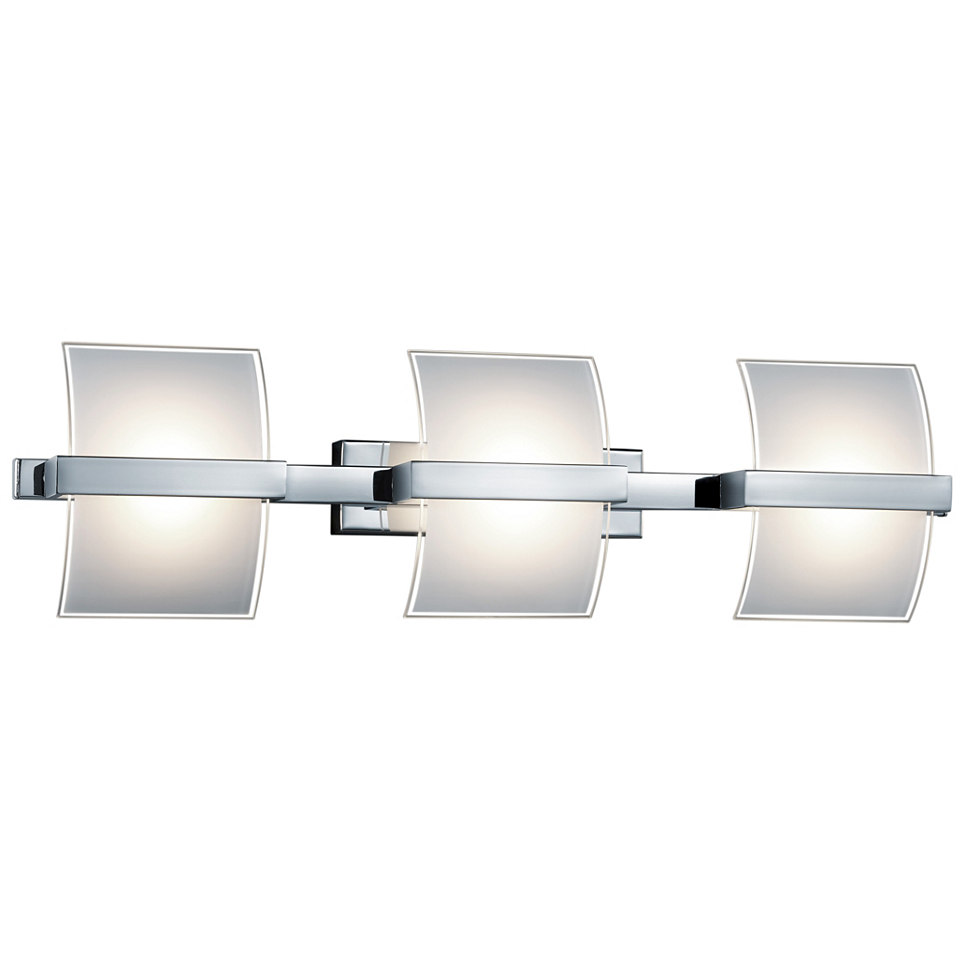 LED-Wandlampe, Trio
