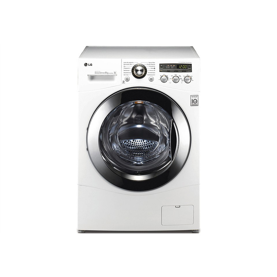 LG Waschmaschine F1447TD01, A+++, 8 kg, 1400 U/Min