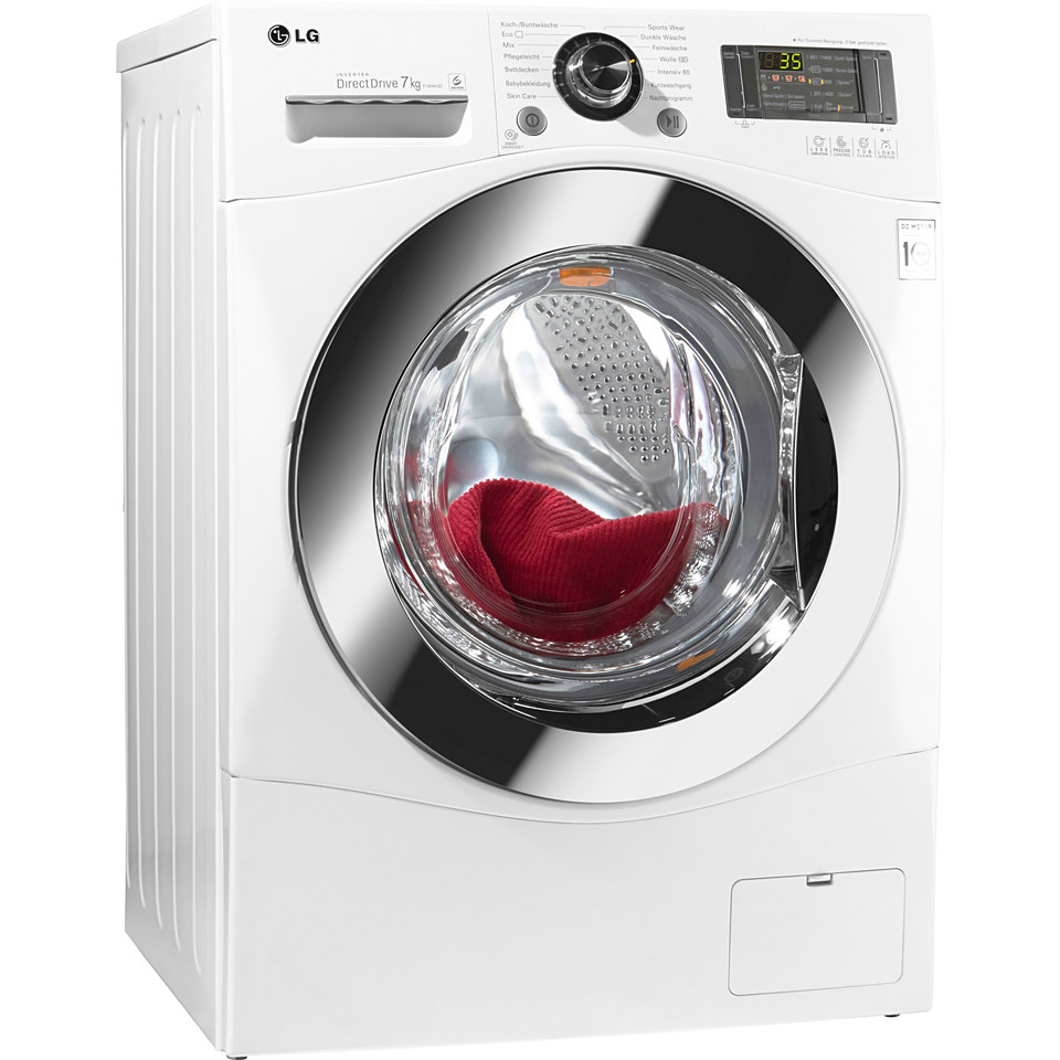 LG Waschmaschine F1494QD, 7 kg, 1400 U/Min