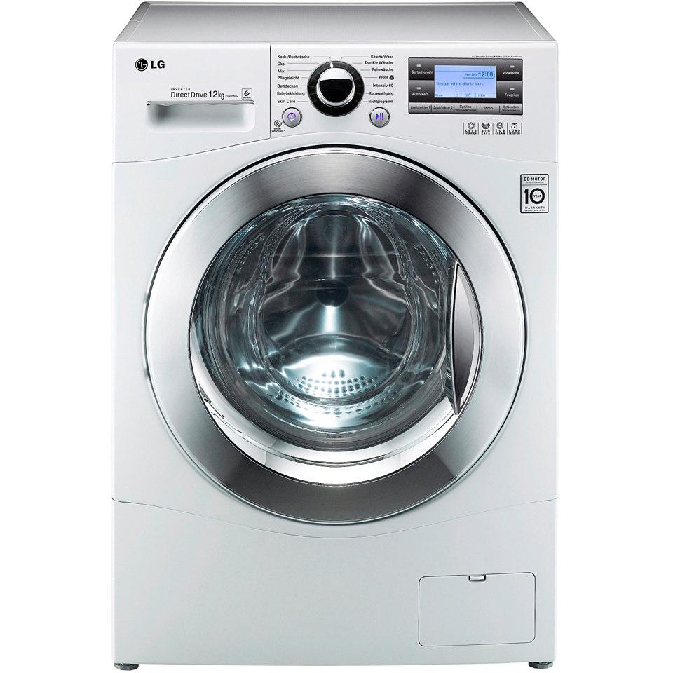 LG Waschmaschine F1495BDA, A+++, 12 kg, 1400 U/Min