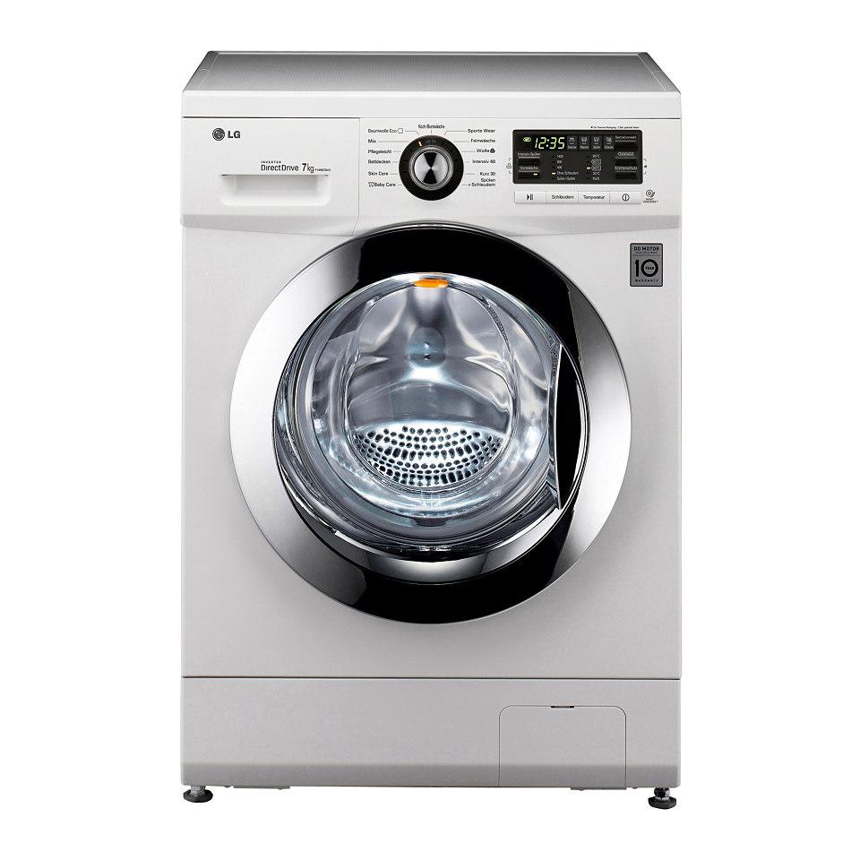 LG Waschmaschine F1496QDA3, A+++, 7kg, 1400 Touren