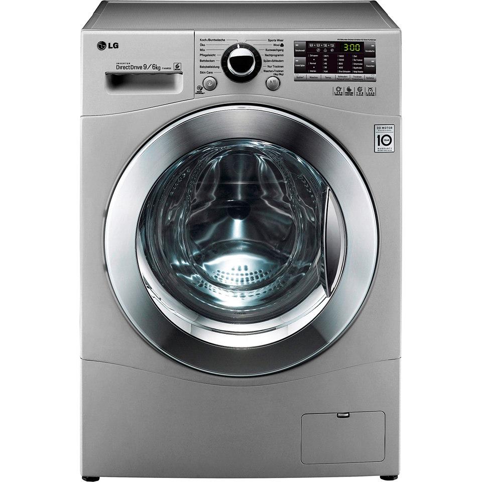 LG Waschtrockner F14A8RD, 9 kg / 6 kg, 1400 U/Min