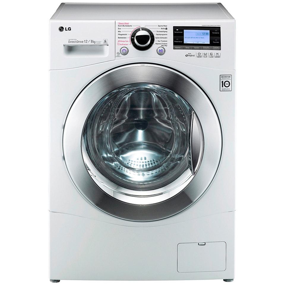 LG Waschtrockner F1695RD, A, 12 kg, 1600 Touren