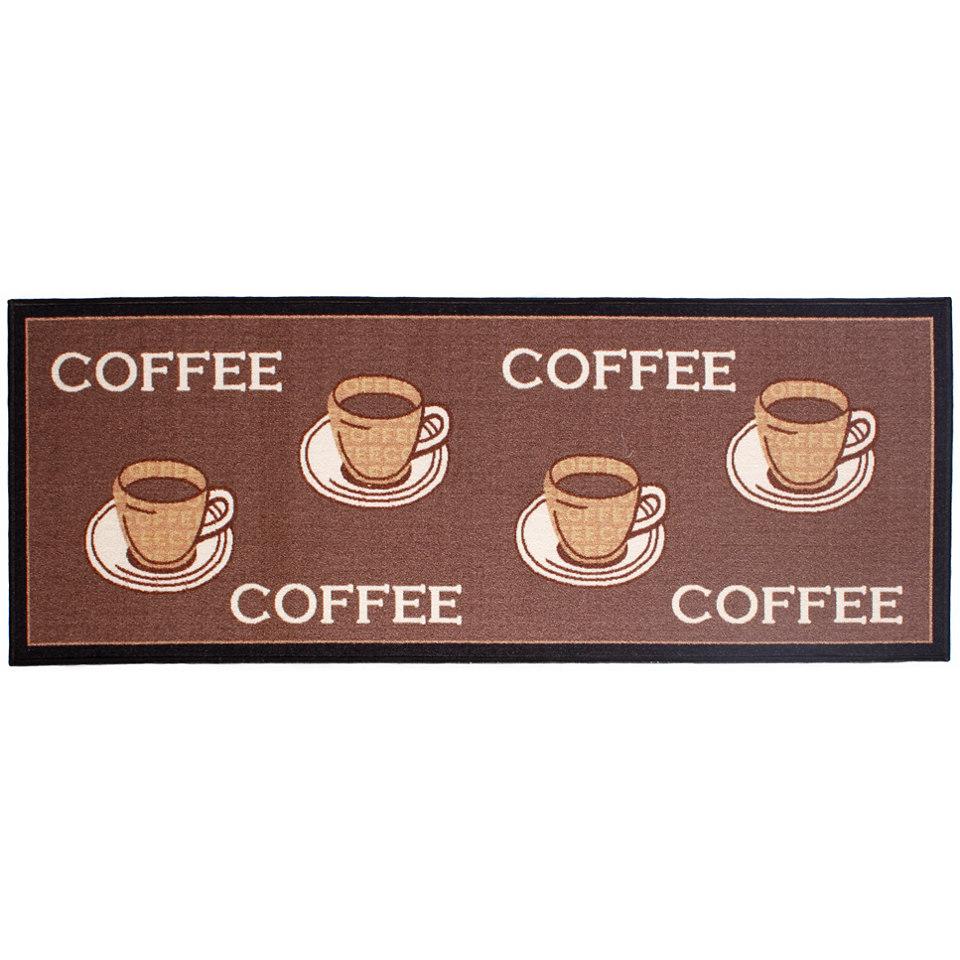 Läufer, Andiamo, »Coffee«, getuftet