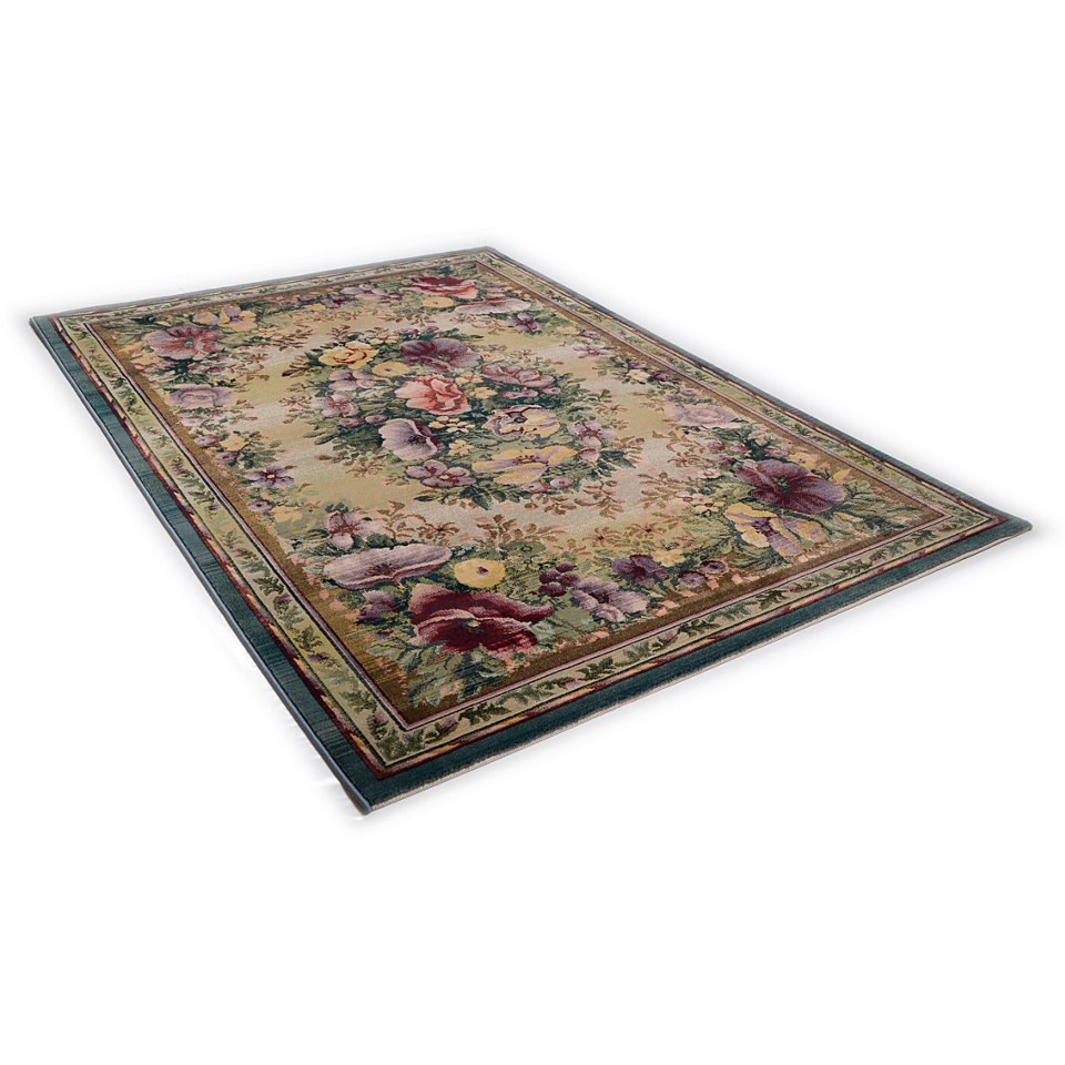 L�ufer, Oriental Weavers, �Gabiro 0072�, Melange-Effekt, gewebt