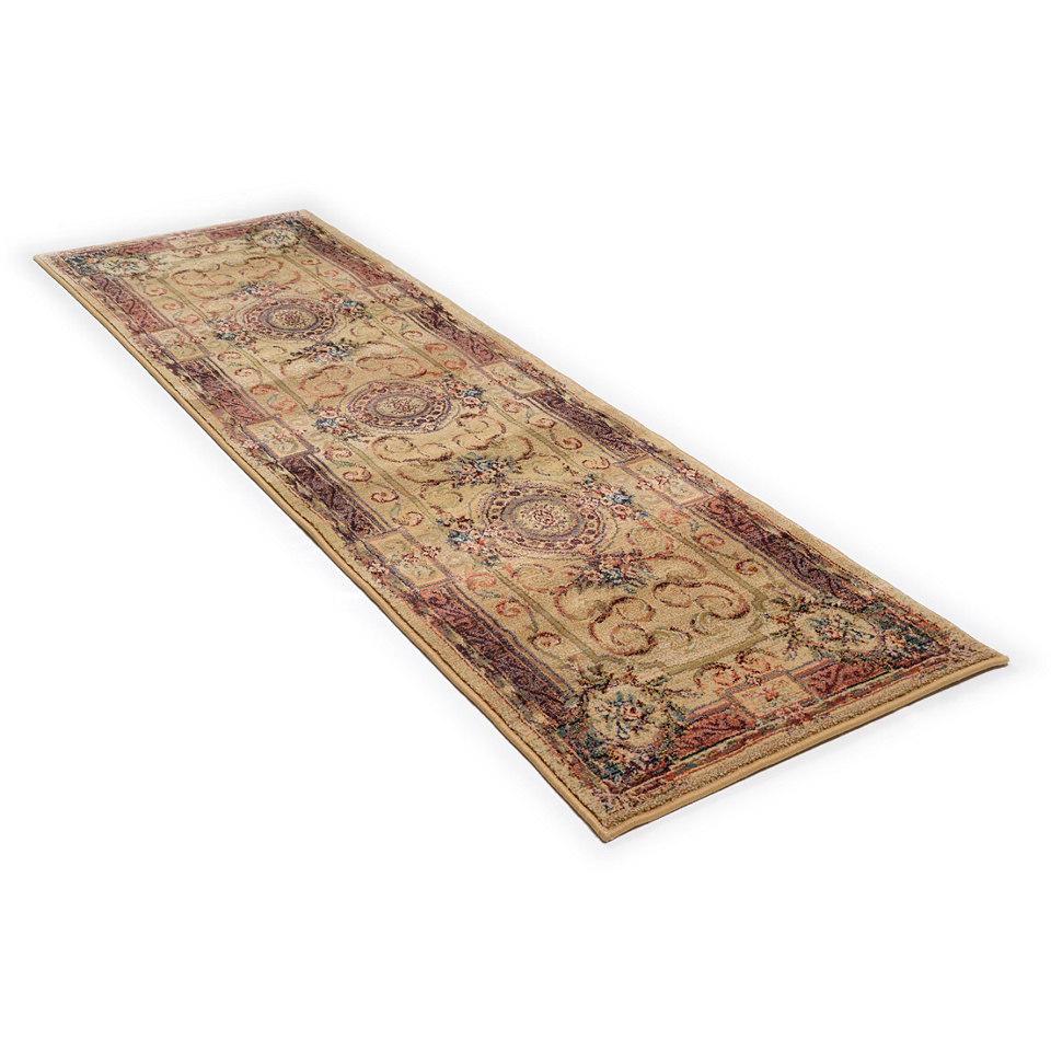 L�ufer, Oriental Weavers, �Gabiro 865�, Melange-Effekt, gewebt
