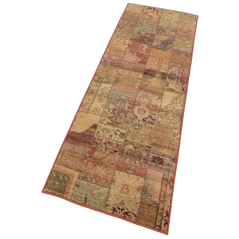 L�ufer, Oriental Weavers, �Idfu�, Melange-Effekt, gewebt