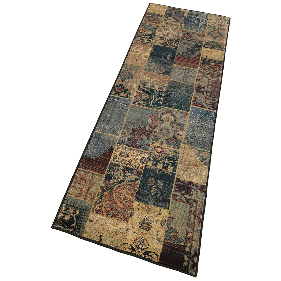 Läufer, Oriental Weavers, »Idfu«, Melange-Effekt, gewebt