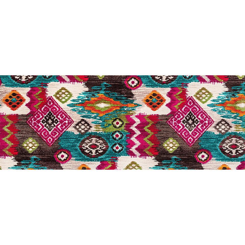 Läufer, wash+dry by Kleen-Tex, In- und Outdoor, »Ikat Patterns«, waschbar