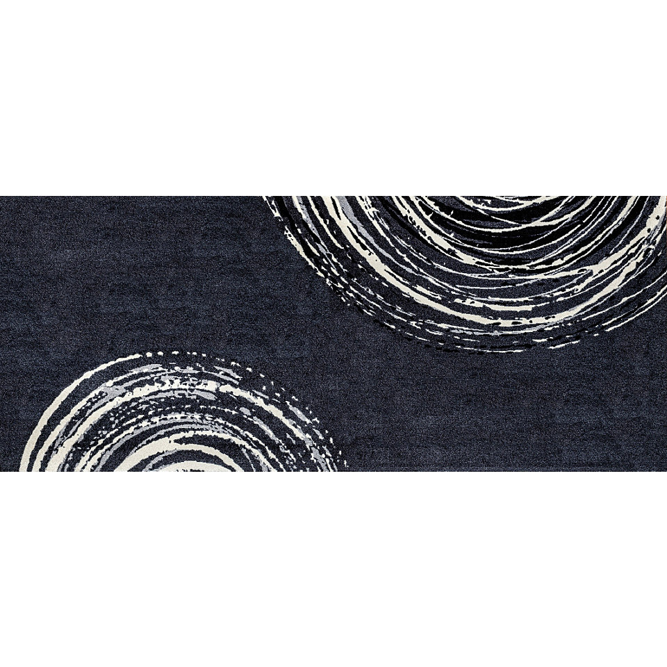 Läufer, wash+dry by Kleen-Tex, In- und Outdoor, »Swirl«, waschbar