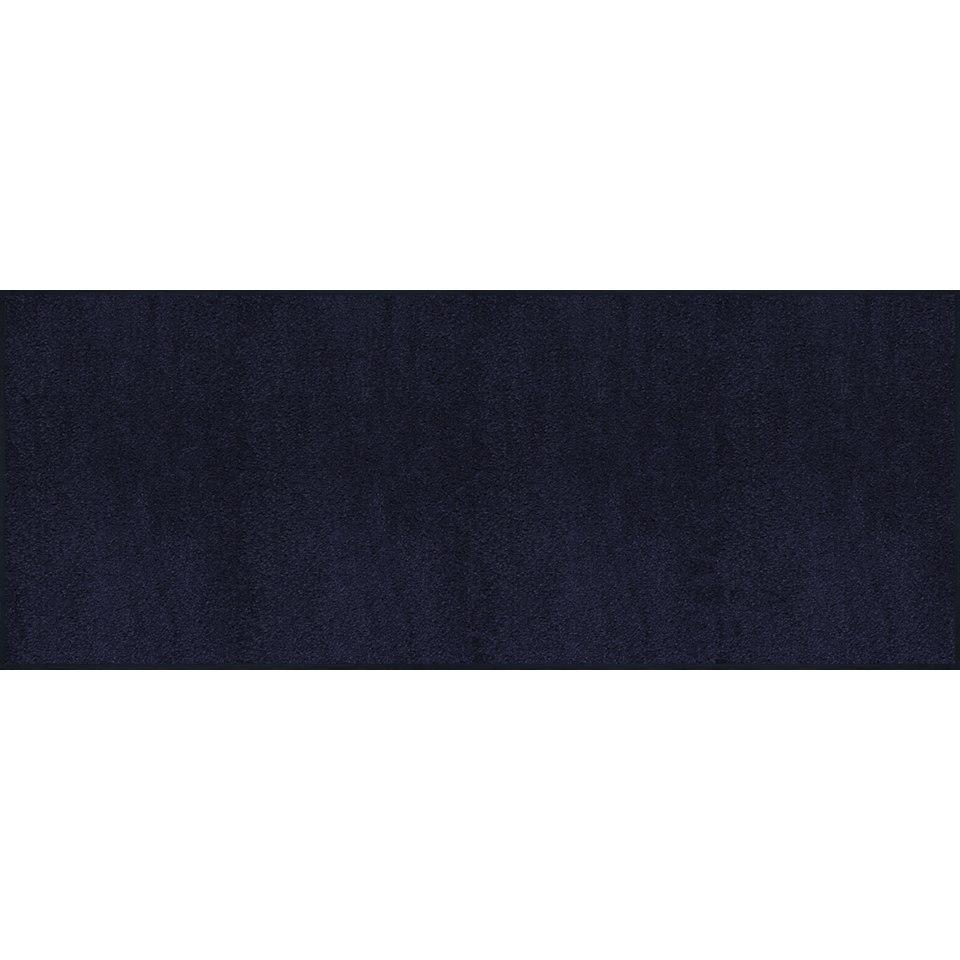 Läufer, wash+dry by Kleen-Tex, »Navy«, Waschbar, In- und Outdoor