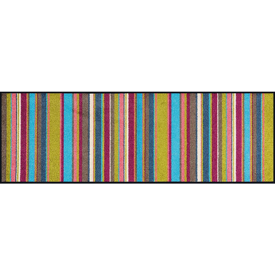 Läufer, wash+dry by Kleen-Tex, »Stripes«, waschbar