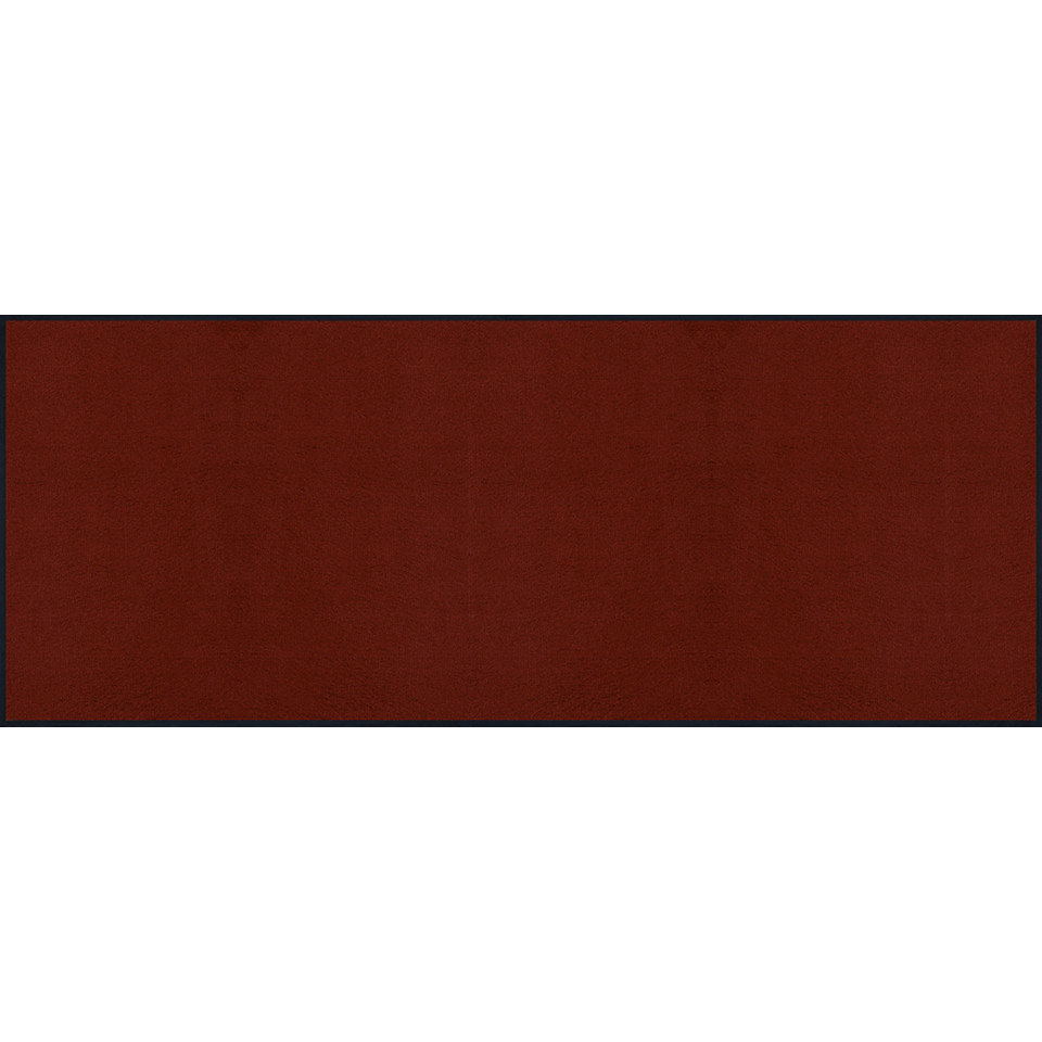 L�ufer, wash+dry by Kleen-Tex, �True Burgundy�, Waschbar, In- und Outdoor